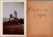 Suisse, Schweiz, Grisons, Celerina, Eglise Saint Jean au clocher sans toiture, c