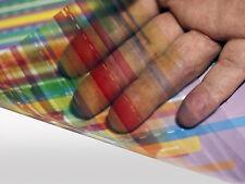 adesivo trasparente in pvc per stampante laser