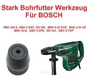 Stark Bohrfutter Werkzeug Für BOSCH PBH 300 E,GBH 4 DSC, DD 540 (1618598175)