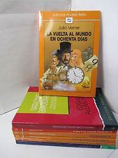 LA VUELTA AL MUNDO EN 80 DIAS VERNE Graded Spanish Literature Libros en Espanol