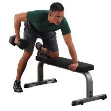 Body-Solid® Flachbank, Hantelbank Belastbar bis 350 kg NEU