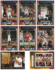 2019-20 Hoops Road to the Finals Serial # Short Print Pick Any Complete Your Set