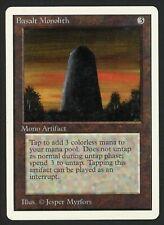 ***1x Unlimited Basalt Monolith*** MTG Unlimited -Kid Icarus-