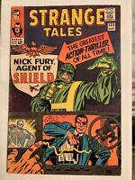 Strange Tales #135 (Aug 1965, Marvel) 1st App. Col. Nick Fury of SHIELD