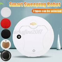 UV Disinfection Smart Sweeping Robot Vacuum Cleaner Sweeper Floor Auto Suction
