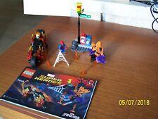 "Lego série Super Heroes Spider-Man n° 76058 ""Ghost Rider Team-Up"" - 2016"