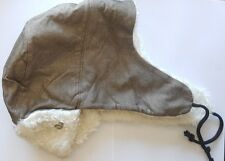 Planet Earth Brown Fur Bomber Winter Hat. Brand New! RRP £25