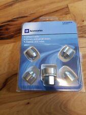 GM 12498076 - Chevrolet, GMC, Cadillac Wheel Locks (4 Locks, 1 Key)