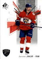 2016-17 SP Authentic Hockey #68 Jaromir Jagr Florida Panthers