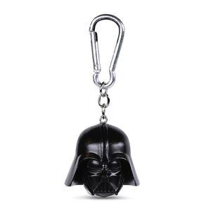 Genuine Star Wars Darth Vader Helmet 3D Polyresin Keyring Keychain Fob Lucasfilm