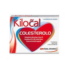 KILOCAL COLESTEROLO 15 COMPRESSE