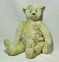 "OOAK Old Time Plush Bear 10"" Dream Of Childhood Made By Artist Olga Prokudina!"