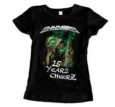 GAMMA RAY - Cheerz - Girlie Girl Damen Woman Shirt - Größe Size L - NEU