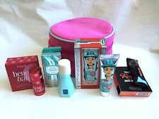 Benefit Bene Balm, PoreFessional Matte Rescue, They're Real Push-up Liner, Serum