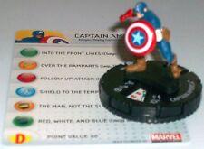 CAPTAIN AMERICA 001 Chaos War Marvel Heroclix