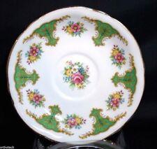 ARKLOW Irish Bone China Saucer Porcelain #6305 Lot of 3 Republic of Ireland Used