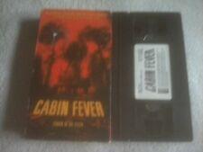 Cabin Fever (VHS, 2004)