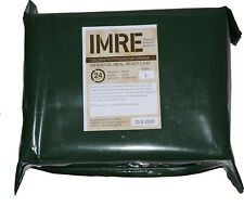 CZECH MRE, ARMY RATION, EMERGENCY, MEAL READY TO EAT, CANNED FOOD, MILITARY