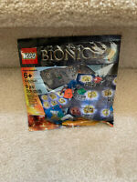 LEGO 5002941 Bionicle Hero Pack Promo Polybag NEW Sealed