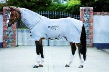 Horseware Rambo Dry Rug Abschwitzdecke Transportdecke Grey/Silver S-L