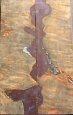 Stabilized Maple Burl for Knife Scales, Pistol Grips, etc (1564)