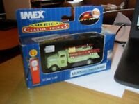 Imex ~ Classic Trucking U S Forest Service 1:87HO Scale Mint in mint display box
