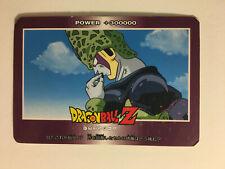 Dragon Ball Z PP Card Semi-holo 912
