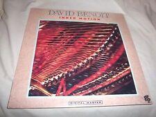 DAVID BENOIT-INNER MOTION-GRP GR-9621 NEW SEALED VINYL RECORD ALBUM LP