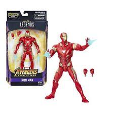 Marvel Legends IRON MAN Avengers Infinity War Wave MCU Thanos BAF In Stock