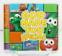 Veggie Tales God Made You Special Music CD Kids Religious Friends Teaching