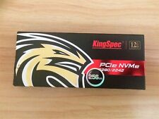 Disque dur SSD Kingspec interne 256gb M.2 PCIe NVMe 2280/2242