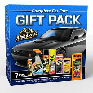 Armor All Ultimate Car Care Holiday Gift Pack 7 Pieces Valentines day gift man