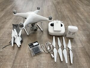 DJI Phantom 4 Pro Quadcopter - White