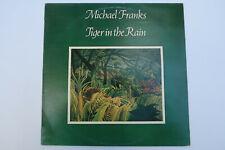 Michael Franks – Tiger In The Rain LP, NZ Original, VINYL NM
