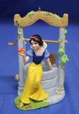 Snow White by Well Wishes Really Do Come True Disney Hallmark Ornament 2007