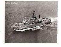 US Navy Ship Photograph USS Beaufort ATS-2 Official Photo 8x10