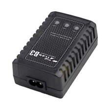 7.4v 11.1v Li-polymer Battery Charger 2s Cells for RC LiPo AEG Airsoft batter UL