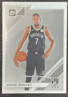 Kevin Durant 2019-20 Donruss Optic #112 Base Card Brooklyn Nets