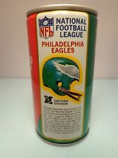 PHILADELPHIA EAGLES FOOTBALL CANADA DRY GINGER ALE PULL TAB SODA POP CAN  NFL