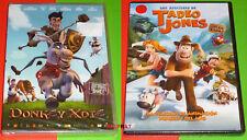 Las aventuras de Tadeo Jones-dvd