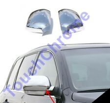 VW TOUAREG 2003-2007 Chrome Wing Mirror Cover 2Pcs S.Steel