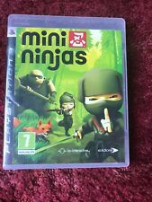Mini Ninjas (PS3) - Game  UUVG The Cheap Fast Free Post