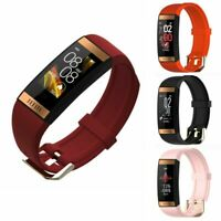 E78 Smart Watch Heart Monitor Waterproof Blood Rate Pressure for IOS Android
