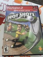 Hot Shots Golf 3 PS2 Sony PlayStation 2 Video Game manual not included