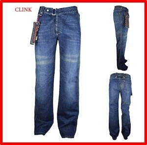 jeans pantaloni da donna a zampa vita alta palazzo vintage larghi nuovi w32 46