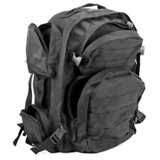 NcStar Cbb2911 Heavy Duty Pals Utility Camping Hiking Tactical Backpack Black
