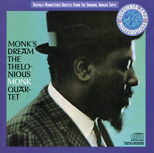 Thelonious Monk : Monk's Dream Jazz 1 Disc CD