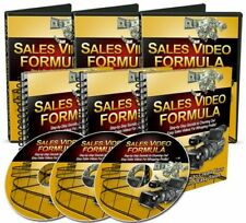 Step-by-Step Secrets to Easy Sales Videos on Cd