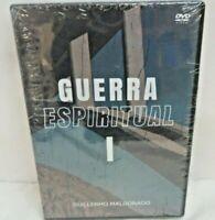 GUERRA ESPIRITUAL I GUILLERMO MALDONADO DVD NEW