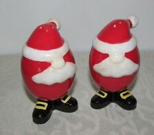 Santa Salt and Pepper Shakers by Pier 1 imports